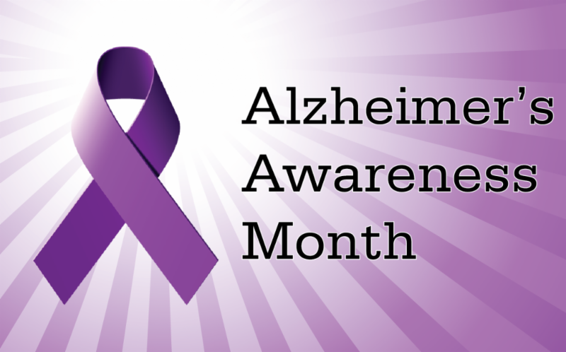 Image result for alzheimers disease awareness month 2017